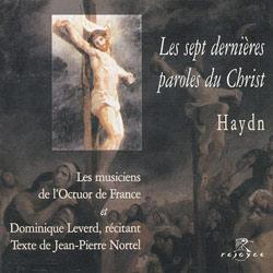 Les sept dernières paroles du Christ - Haydn
