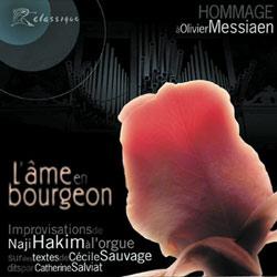 Naji Hakim - L'âme en bourgeon