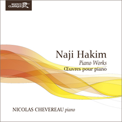 Naji Hakim - Oeuvres pour piano / Piano works