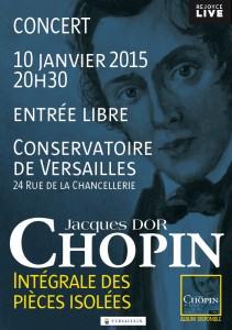 Chopin - Concert @ Versailles